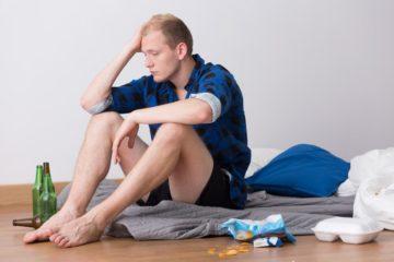 Сколько длится абстинентный синдром после недельного запоя