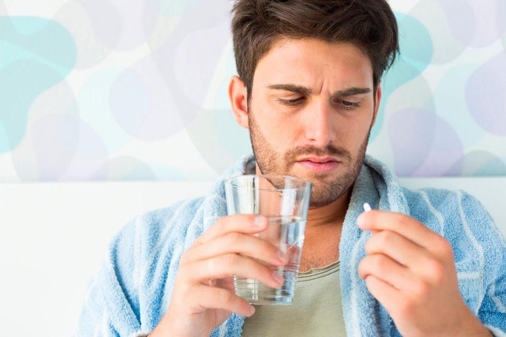 Феназепам при похмельном синдроме